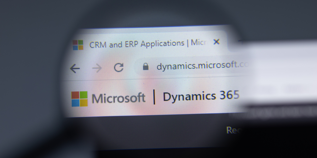 Mike Morton introduceert Microsoft Dynamics 365 Business Central